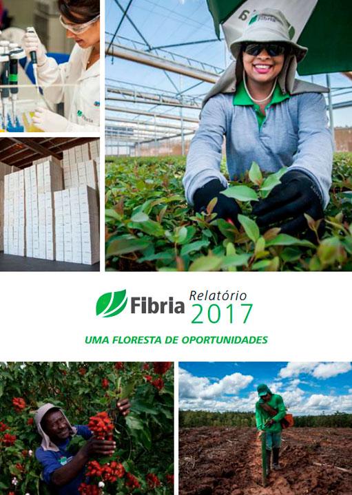 Fibria - Relatório 2017