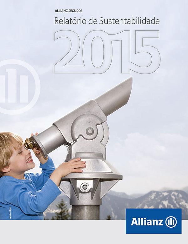 Allianz Seguros - Relatório de Sustentabilidade 2015