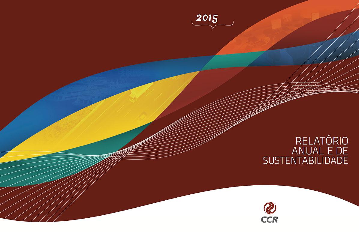 CCR - Relatório de Sustentabilidade 2015