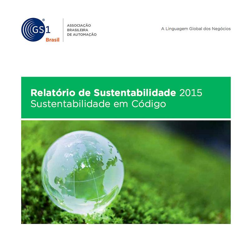GS1 - Relatório de Sustentabilidade 2015