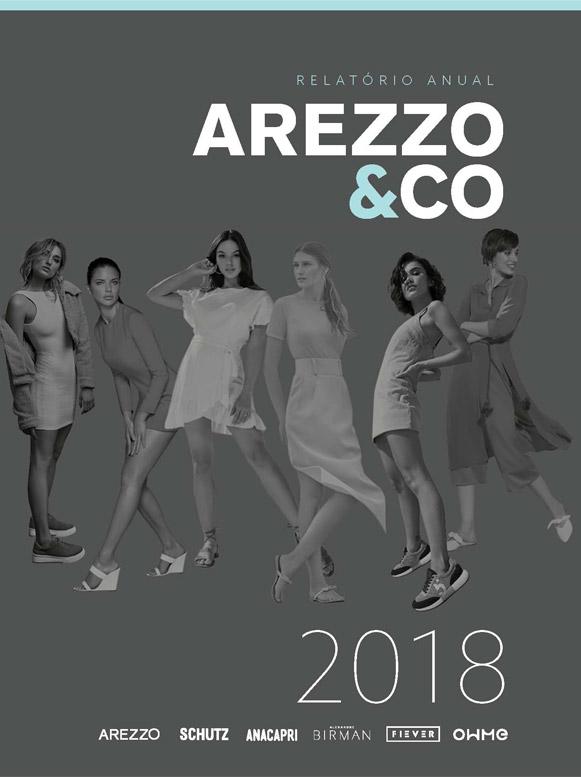 Arezzo & Co - Relatório Anual