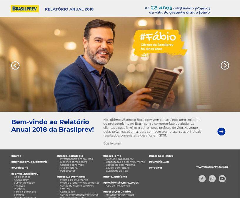 Brasilprev - Relatório Anual 2018