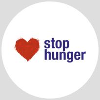Stop Hunger logo