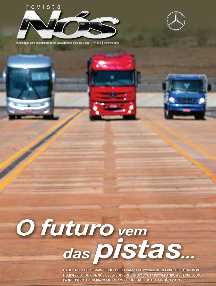 Revista Nós Mercedes
