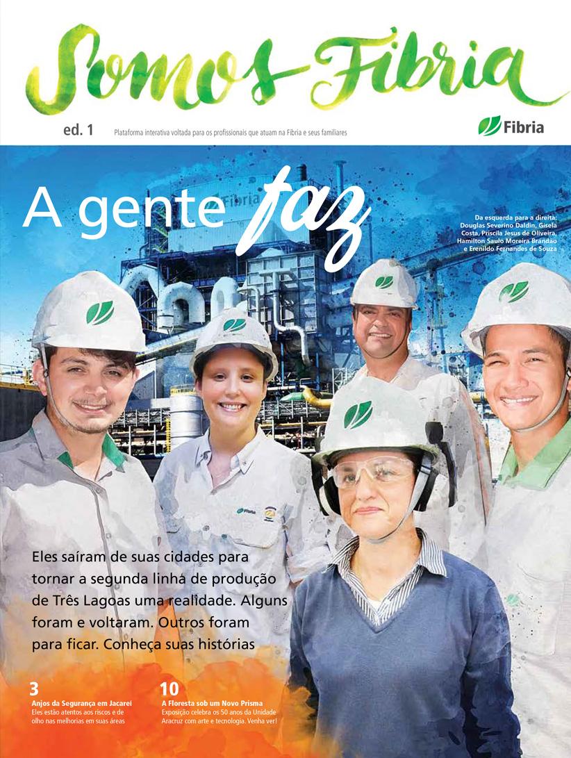 Revista Somos Fibria